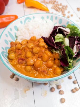 Szybkie Curry zCiecierzycy