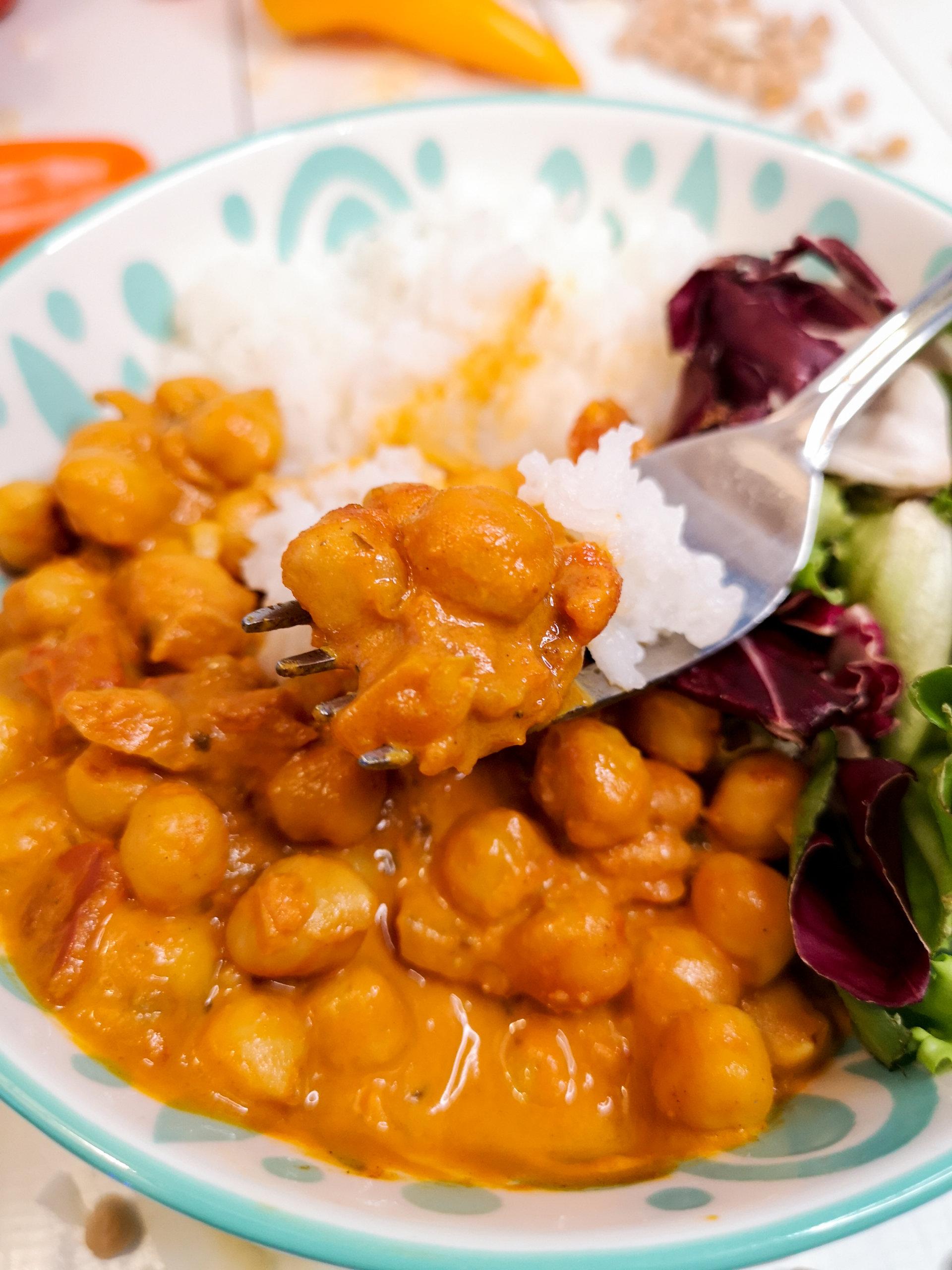 Curry zciecierzycy